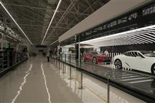 レクサスLC生産工場