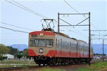 近江鉄道で赤電