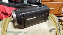 ビデオカメラを新しくしてみた
