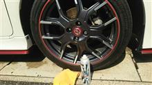 今日の洗車