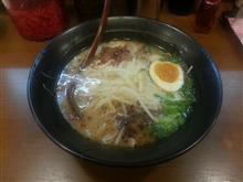 ある日の晩御飯21 駅ビルで食べる地元の名物 / 熊本