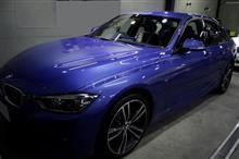 新世代ディーゼルエンジン搭載!BMW・320d Mスポーツのガラスコーティング【リボルト湘南】
