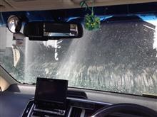 GW2日目・・・洗車日和