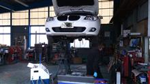 BMW ATFフルメンテ