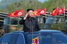 北朝鮮「500万人の兵士が核兵器での戦闘準備が整った!」挑発がエスカレートして不安広がる。