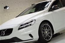 ボルボ VOLVO V40の新車カーコーティング【リボルト名古屋】