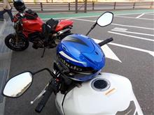鳥取・岡山 左回りツーリング