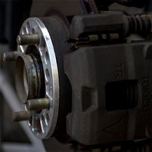 【三菱アイ】フロント 6mmスペーサー挿入