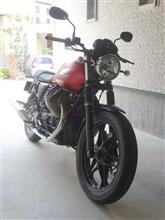【レンタルバイク】モトグッチィ V7Ⅱ Stone