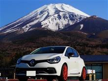 GW前半(富士山とルーテシアとゆずさん、そして桜も)