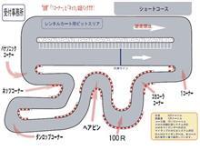 富士スピードウェイ ショートコース初走行 - さわじぃのつぶやき