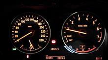 BMW 118i レンタカー乗車記録