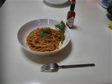 お昼ごはん パスタ
