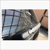 BMW i3 クモの巣事件