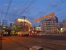 大阪市道堺筋「太子」交差点