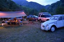 キャンプに行ってきました