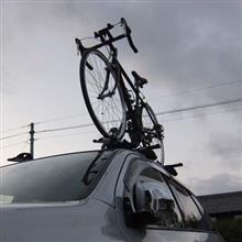 久々のサイクリング