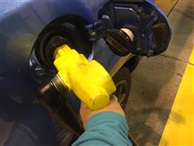 【燃費記録】ドライブ前の燃費?