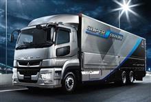 三菱ふそう 新型 大型トラック ・ 大型観光バス を 日本国内 で 同時発表 ・・・・