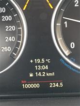 10万km突破