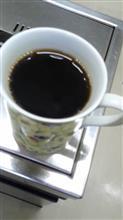 今朝もコーヒー@ 会社でまたまたのインストール
