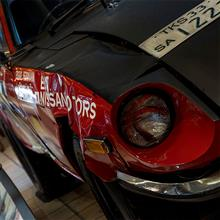 【写真】NISSAN Fairlady 240Z Safari Rally