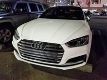 アメリカ LAにて,Audiなどを見る