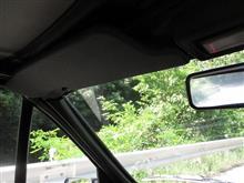 エアコンのある車内♪