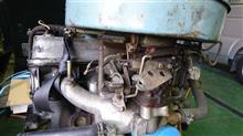 部品取りエンジンばらし 1