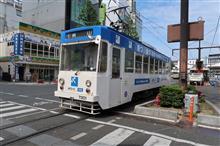 夜行バス、城跡スタンプ、広島カープ応援、鉄道(三江線・寝台車)の旅2
