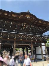 毎年5月恒例の成田山へ