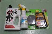 (番外編)インプレッサの洗車とコンパウンド掛け!