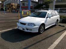 84日ぶりの洗車(^^;