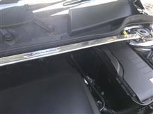 CLA180 Shooting Brakeに~CLA-250 USAのストラットタワーバーをインストールしました★☆