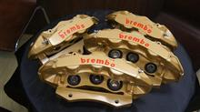 【brembo】お取り付け♪