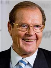 ロジャー・ムーアさん(89)死去...