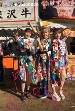 PINK CRES in 山中湖中学校【追記】