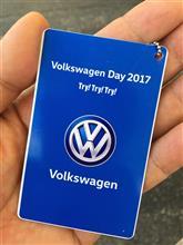▼「Volkswagen Day 2017」を覗いてきました(^^;
