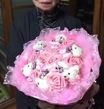💐母の日の花束💐