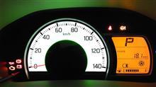 めがねアルト L 2WD CVT 乗車記録