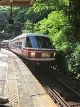 ローカル路線電車 乗り継ぎの旅 南海高野線