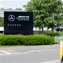 【UK】【F1】Mercedes AMG Petronas Motorsport Brackley 訪問