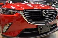 ディーゼルエンジンの存在感 MAZDA・CX-3のガラスコーティング【リボルト東京WEST】