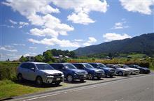 晴天の比叡山ドライブオフ