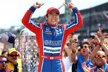 Indy500 優勝おめでとう