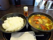 ココイチのスープカレー