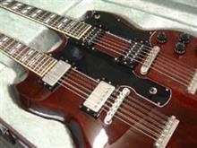 憧れのWネックギター、の巻