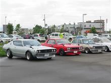 札幌つどーむ・オールドカーチャリティーに行ってきました