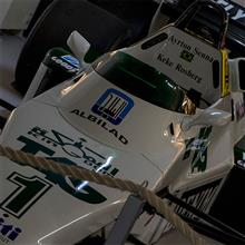 【ドニントン・パーク】Williams-Cosworth FW08C 1983