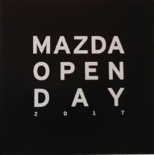 MAZDA Open Dayに行って来ました。